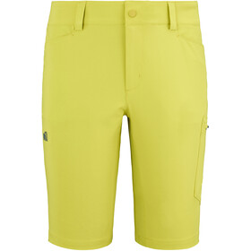 Millet Wanaka Short Stretch Homme, wild lime